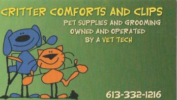 crittercomfort & clips