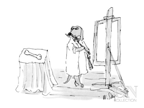 painting-a-bone-new-yorker-cartoon