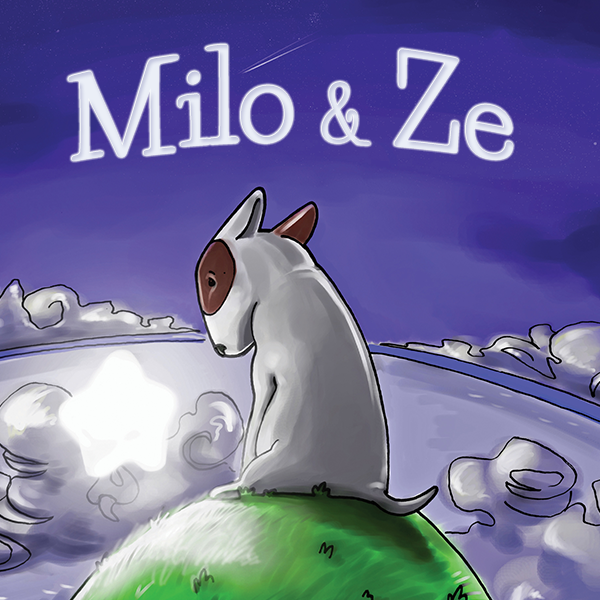 Milo & Ze Book cover