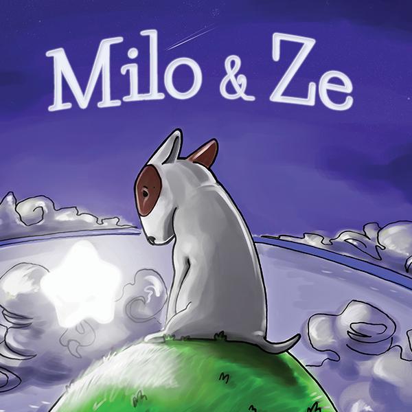 Milo & Ze Book cover