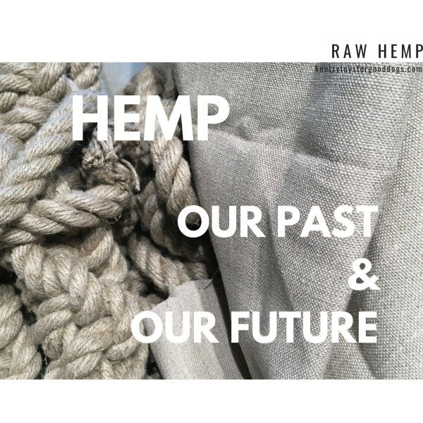 Hemp rope & fabric