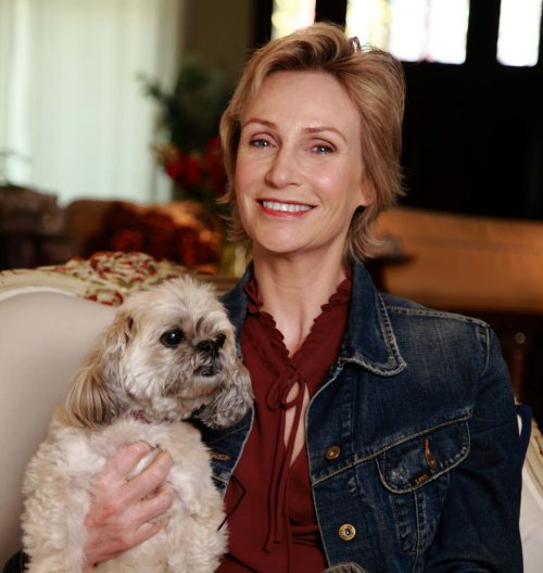 Jane Lynch & Olivia